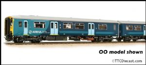 FARISH 371-334 Class 150/2 2-Car DMU 150236 Arriva Trains Wales (Revised) * PRE ORDER £ 178.46 *